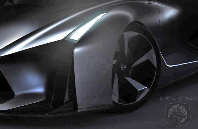 Could The Nissan Concept Be A GIANT Middle Finger To Everyone Who Has HATED The GT-R?