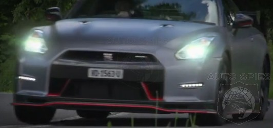 DRIVEN: So, What Happens When You Take The Already Ridiculously Fast Nissan GT-R And Make It Even Faster?