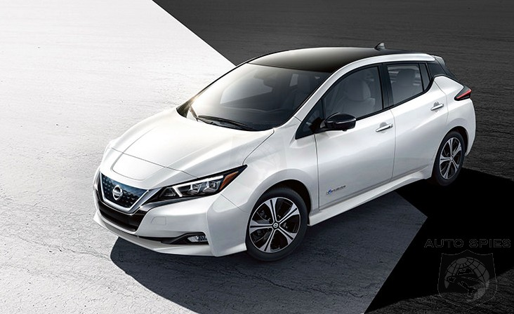 Rumor Did Nissan Flub The Launch Of All New Leaf Already Planning On Updated 200 Mile For 2019