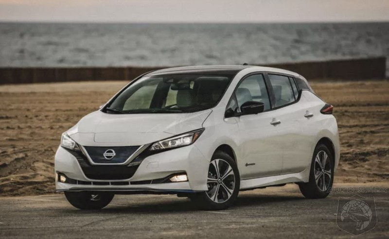 DRIVEN: Is The Nissan Leaf Starting To BREAK Barriers? CAR Long-term Tester Starting To Impress...