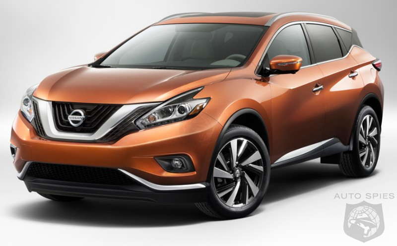 What?! The All-New Nissan Murano That We LOVED At The 2014 New York Auto Show Almost NEVER Existed!