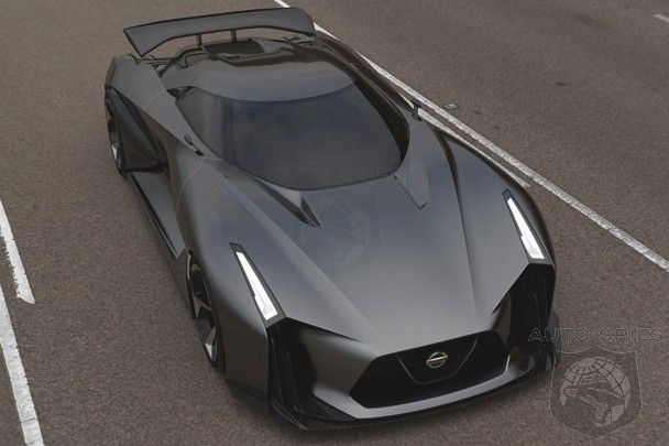 VIDEO: Agent00R's HOPES And DREAMS Are Dashed! Nissan Reveals Concept 2020 Vision Gran Turismo