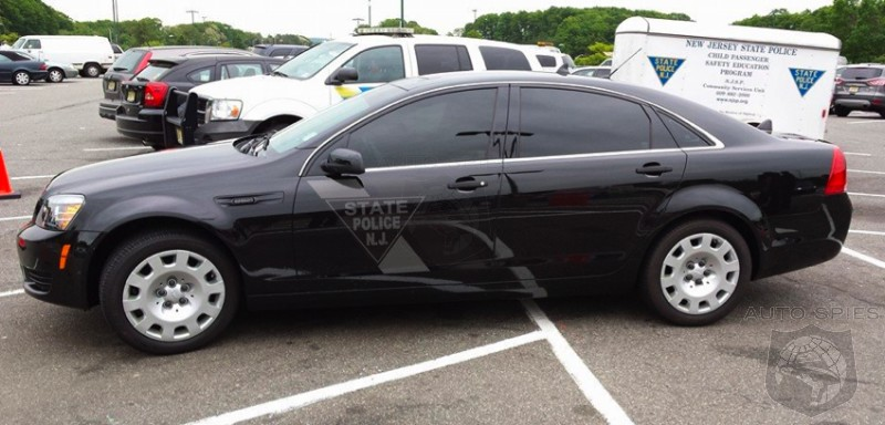 """Thread: Police Turn Chevy Caprice PPV Into """"Ghost Car"""""""