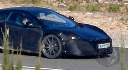 SPIED: NEW Shots Of McLaren's Upcoming P13 Emerge, Notice ANYTHING Different?
