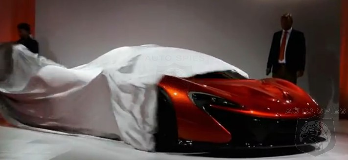 VIDEO: NOT Invited To The McLaren P1 Private Unveil In New York CIty? Oh, That's OK...