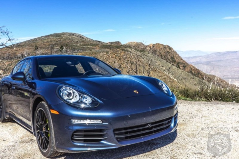 Agent 001 Shows Off The Porsche Panamera S And e Hybrid Does This Luxury Sedan Still GOT IT
