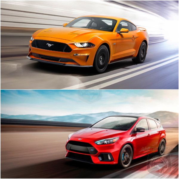 WHICH Is The STUD And WHICH Is The DUD Ford Mustang vs Ford Focus RS