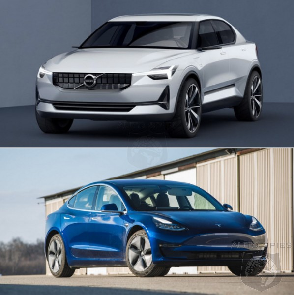 Based On LOOKS Alone, Does The Polestar 2 Stand A Chance