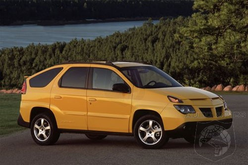 SPY SEARCH: WHICH Autos Do YOU Think Look Like They've Been Beaten With An UGLY Stick, Will Live Up To The Legacy Of The Pontiac Aztek?