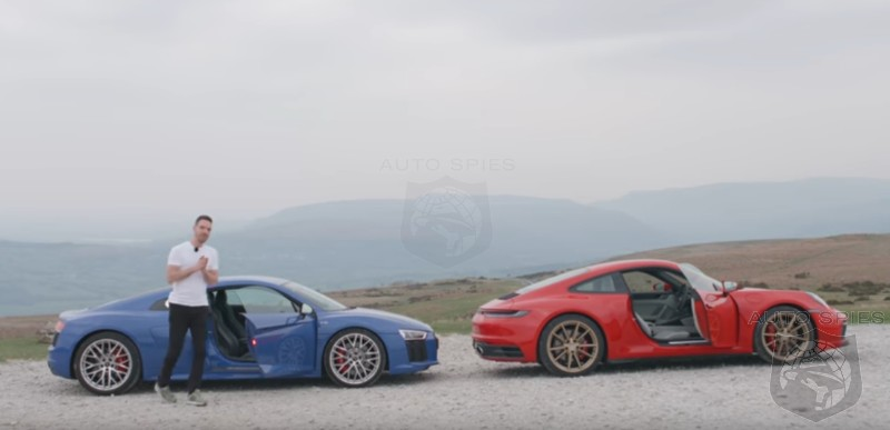 CAR WARS! Head To Head: WHICH Sports Car Does It BETTER? The Audi R8 RWS vs. The Porsche 911 (992)