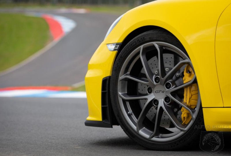 DRIVEN: Is The Latest Porsche 718 Cayman GT4 One Of The BEST Performance Car Bargains?