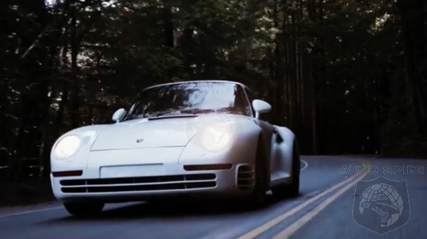 CAR WARS! Was The Porsche 959 The ULTIMATE Supercar Of The 1980s? Or, Was That Left To The Ferrari F40?