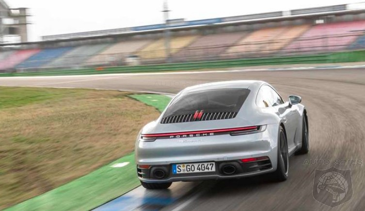 A Ride In The All New Porsche 911 992 Just How Much