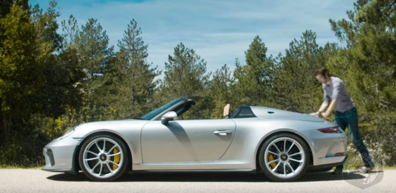 DRIVEN + VIDEO: So, What's The All-new Porsche 911 SPEEDSTER Really Like? Henry Catchpole Reveals All...