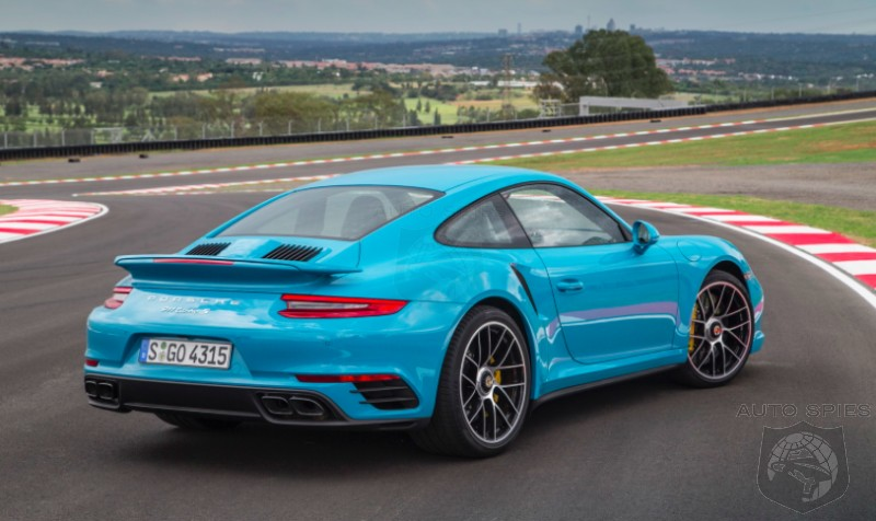 Driven Is The Porsche 911 Turbo And Turbo S Still The Kings Of The