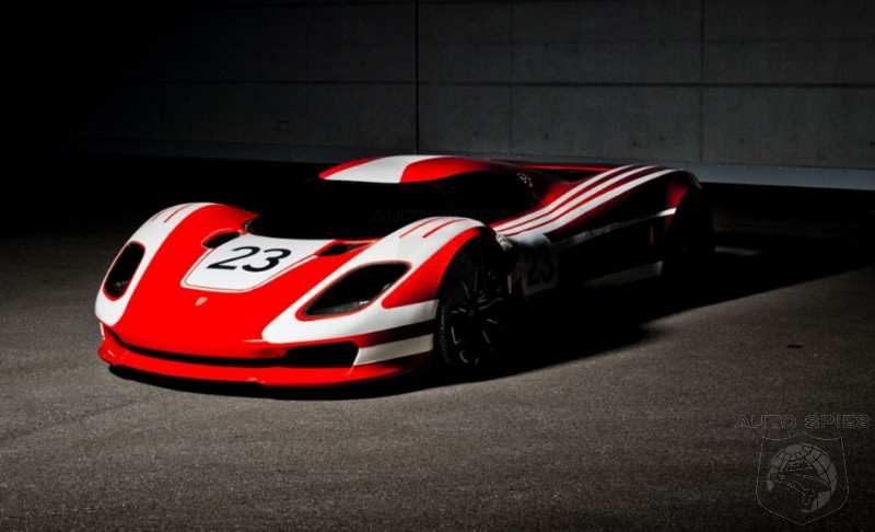 AWESOME or AWFUL? Is Porsche's 917 Concept A Thing Of BEAUTY Or LESS Than That?