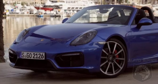 DRIVEN + VIDEO: Can The Porsche Boxster GTS Live Up To The Cayman GTS' Street Cred? We Find Out...