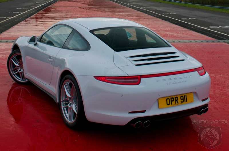 DRIVEN: The Verdict Is In — Is Porsche's All-New 911 (991) Carrera 4 Worth The Extra $?