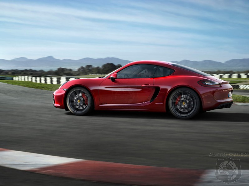 So, Porsche's Building A Boxster/Cayman GTS BUT Will There Be A Follow Up To The Spyder AND R?