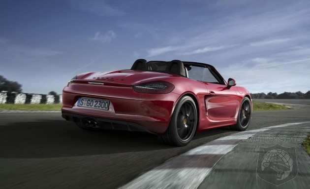 DETAILS! ALL-NEW Information About Porsche's Four-Cylinder Engines Surfaces — Good News Inside!