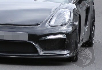 SPIED: BEST Shots Yet Of The All-New Porsche Cayman GT4! Is Porsche Building A MONSTER?