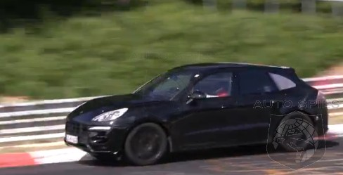 SPIED + VIDEO: Is An Even HOTTER Porsche Macan Being Sorted Out On The 'Ring? Watch HERE!