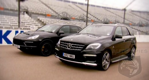 CAR WARS! WHICH SUPER SUV Gets YOUR Vote? Mercedes-Benz ML63 AMG vs. Porsche Cayenne Turbo