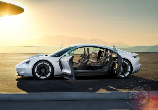 The Porsche Mission E Gets Closer To Reality — Coming By 2020 And The Stats Are Enticing