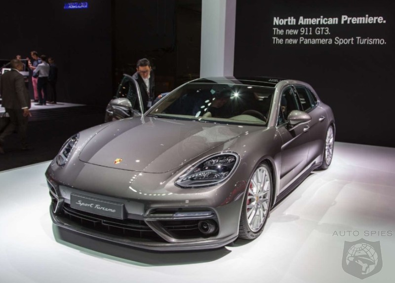 #NYIAS: STUD or DUD? Is Porsche's All-New Panamera Sport Turismo AWESOME or AWFUL?
