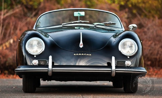 Going ONCE, TWICE...An Original Porsche 356 Speedster Hits The Market