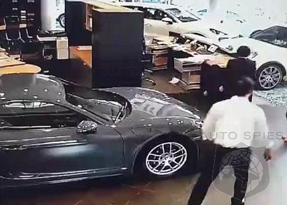 VIDEO: When Porsche Owners ATTACK