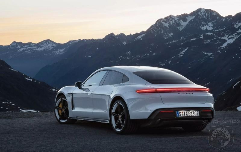 STUD or DUD? Has Porsche Revealed The EV We\u0027ve Been Waiting