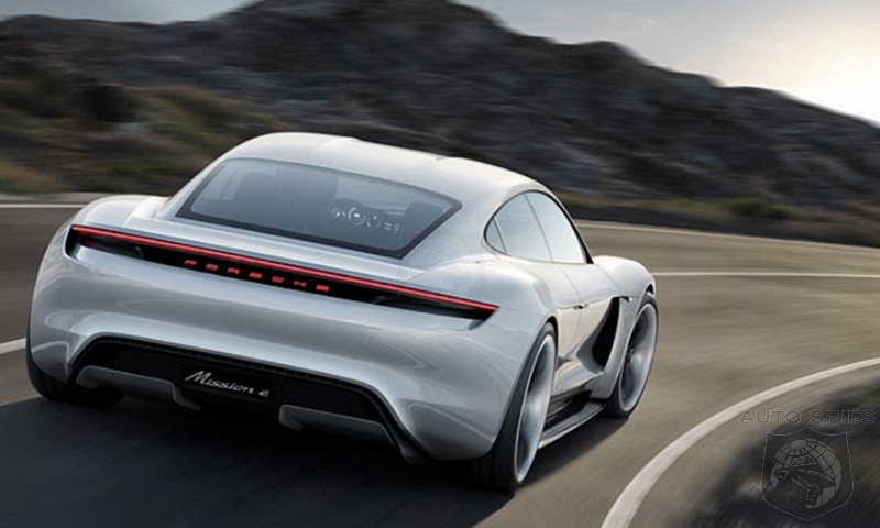 Is Porsche Naming Its Flagship Taycan