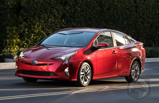 Sales Of The Toyota Prius Are DOWN But NOT For Other Toyota Hybrids/Plug-ins — What Should The Brand CHANGE?
