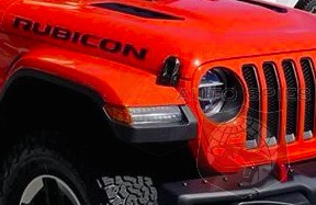 SPIED: FIRST Real-life Shots Of The All-new, 2018 Jeep Wrangler In Punk'n Orange — Thumbs UP or DOWN?