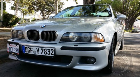 Paul Walker And Roger Rodas' BMW M5 (E39) Up For Grabs — LESS Than 24 Hours To Bid