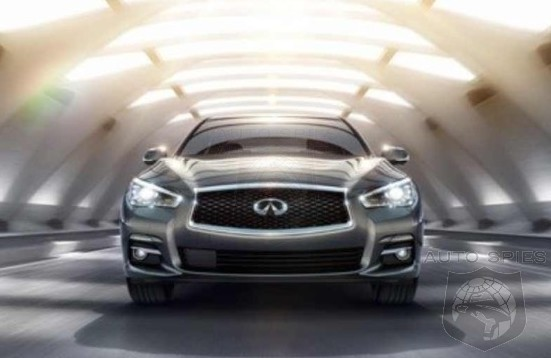 DETROIT AUTO SHOW LEAK! Infiniti's All-New Q50 EXPOSED Before The Show Opens!