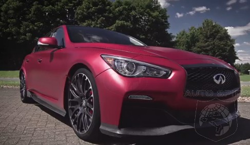 DRIVEN + VIDEO: Uh Oh! Is The Infiniti Q50 Eau Rouge NOT As GT-R As We Thought!?!
