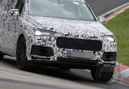 SPIED: The ULTIMATE Spy Shot Collection Of NEW SUVs, Come And Get It — Audi, Bentley, Jaguar, Porsche