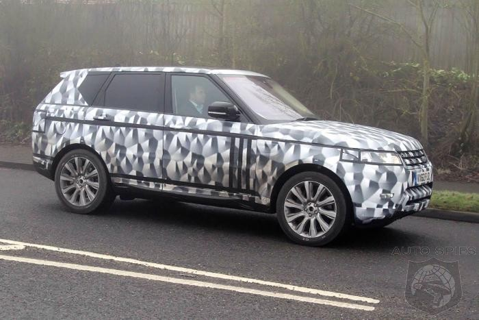 SPIED: Range Rover's All-New SPORT Caught EXPOSED For The FIRST Time - BIG Changes!