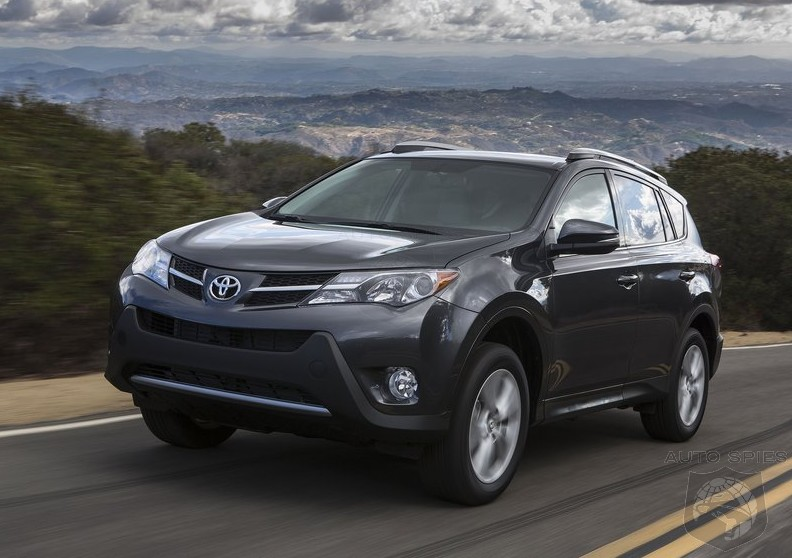 DRIVEN: FIRST Behind The Wheel VIDEO Segment On Toyota's All-New RAV4