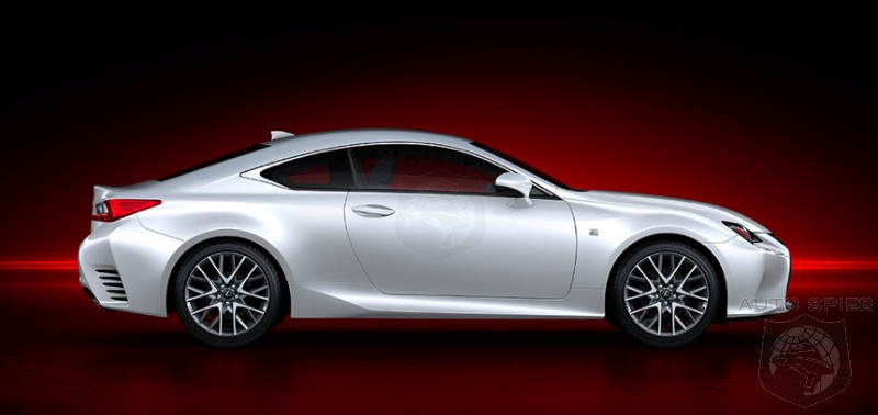 OFFICIAL Pricing For The All New Lexus RC Is RELEASED If YOU Want One You BETTER Click Here For The LAUNCH DATE