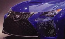 DETROIT AUTO SHOW: LEAKED! FIRST FULL Image Of The Lexus RC F Snapped From Far East Publication — Is This IT?