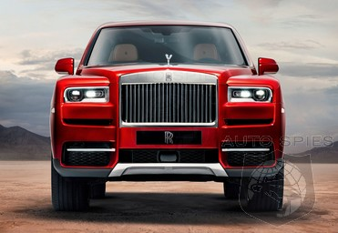 Did Rolls-Royce Debut The All-new Cullinan At The PERFECT Time To Make A Serious SPLASH?