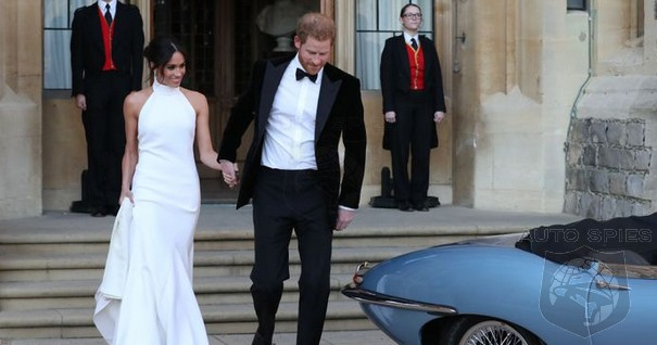 ROYAL WEDDING: Did Meghan Marry Prince Harry Or AUSTIN POWERS?