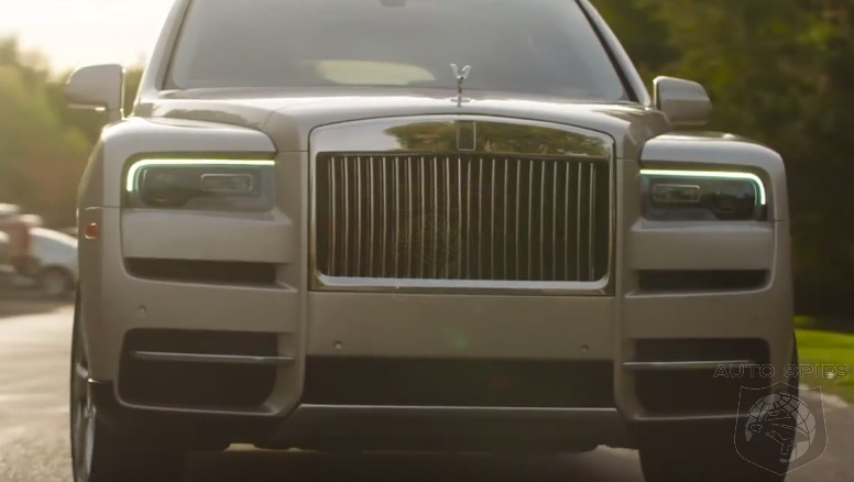 DRIVEN + VIDEO: So, What's The FIRST Rolls-Royce SUV, The Cullinan, REALLY Like?