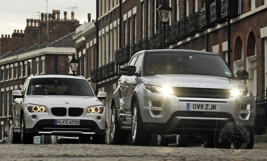 DESIGN Showdown: BMW X1 vs Range Rover Evoque -- Which One Makes You Tick?