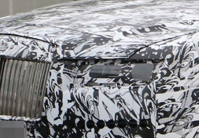 SPIED! The Rolls-Royce Ghost Is Getting Updated — Can YOU Already Spot The Changes?