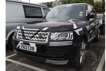 SPIED: The MOST Close Up Range Rover Spy Shots YET