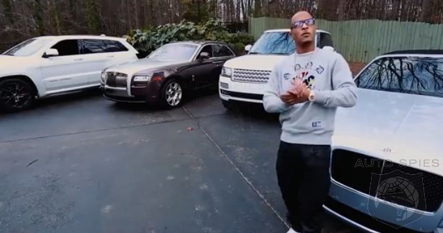 VIDEO: Rapper T.I. Shows Off His Rides — You Buying It?